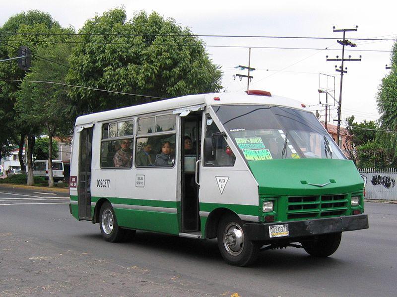 Microbus DF